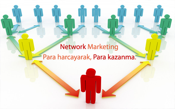 network-marketing-ile-para-harcayarak-para-kazanma