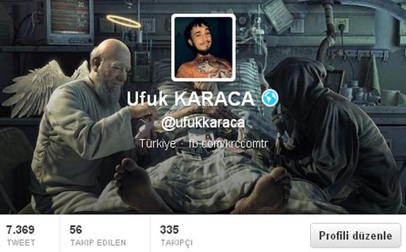 Twitter da kapak fotoğrafı artık mümkün! Ufuk Karaca