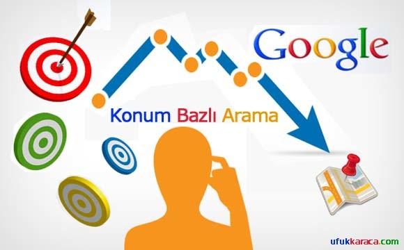 İllere göre google aramalarının sonuçları