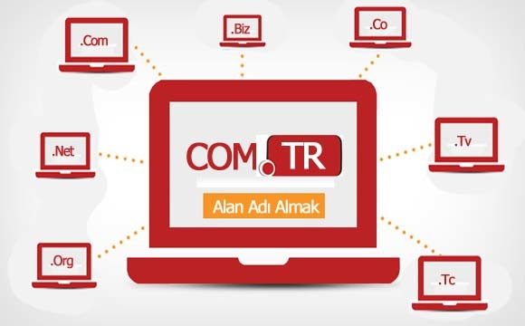 Com.tr Alan Adları, Nic.tr