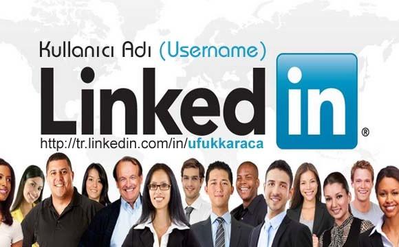 Linkedin Kullanıcı Adı, Username Nasıl Alınır
