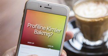 Profiline Bakanlar, İnstagram Profiline Kimler Bakmış?