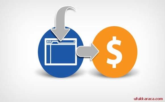 E-ticaret, Para kazanma