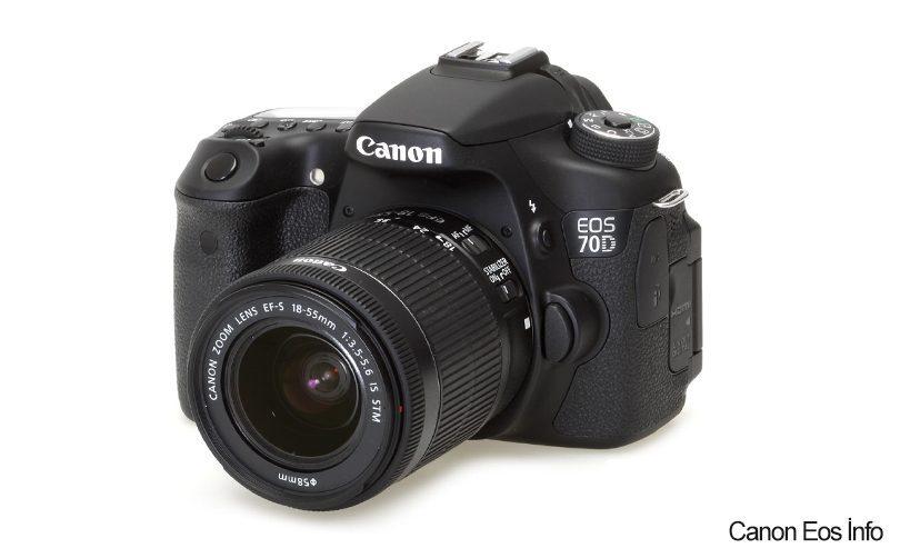 Canon Eos İnfo, Canon Shutter