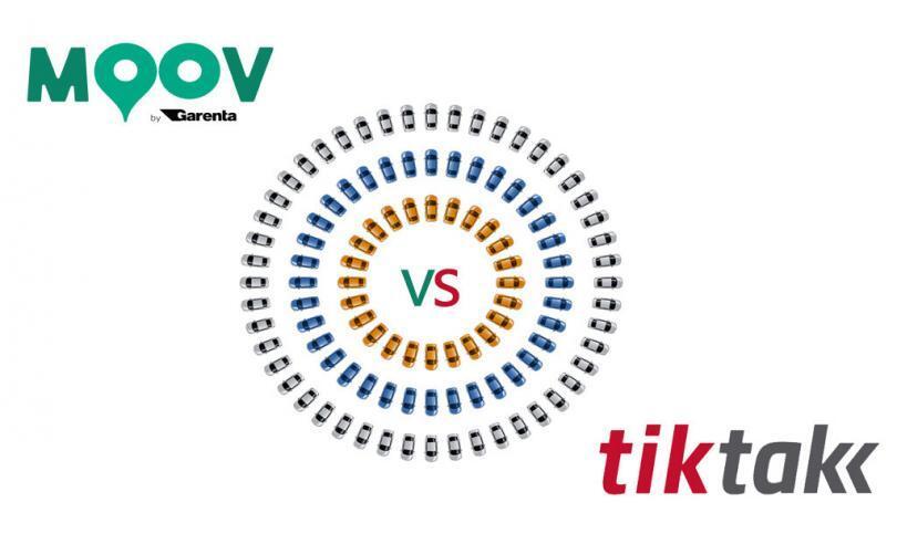Moov araç kiralama, tiktak araç kiralama, Moov, Tiktak, Kısa süreli araç kiralama